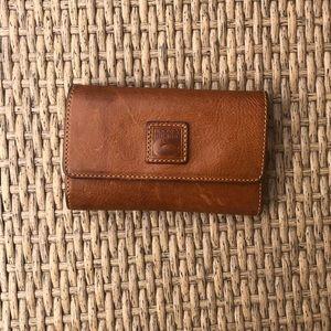 Florentine Flap Wallet